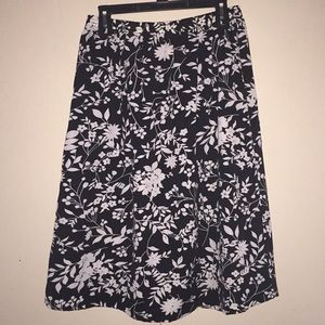 Lovely Floral Skirt by Blair